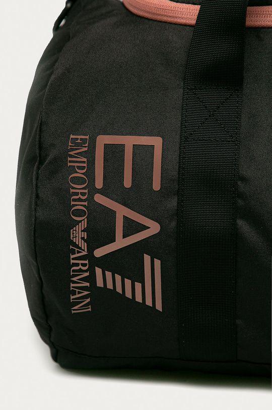 EA7 Emporio Armani - Torba czarny