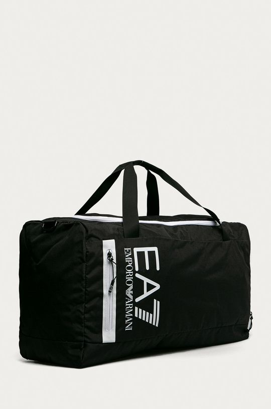 EA7 Emporio Armani - Taška černá
