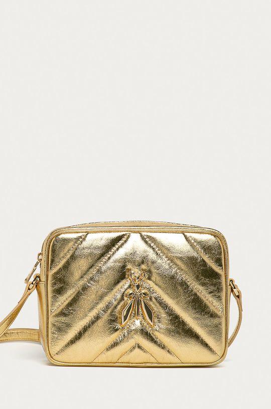aur Patrizia Pepe - Poseta de piele De femei