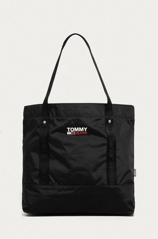 čierna Tommy Jeans - Kabelka Dámsky