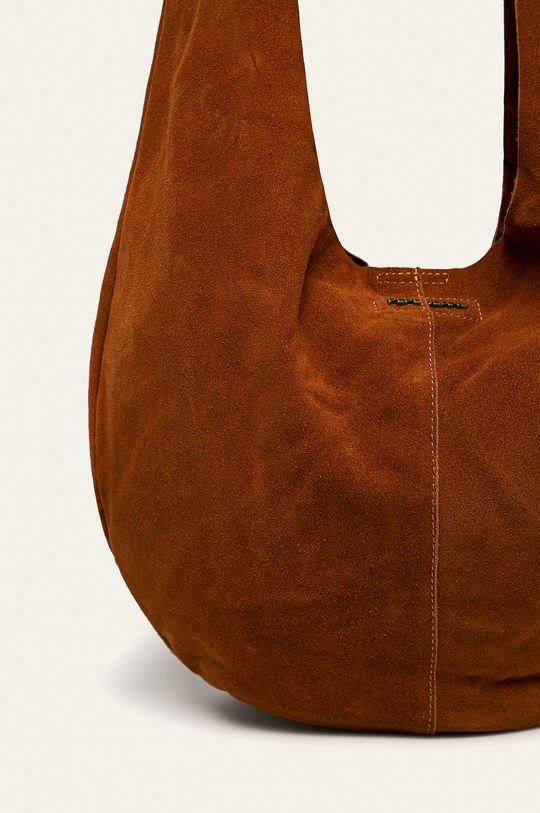Pepe Jeans - Poseta de piele Luca Bag  100% Piele naturala