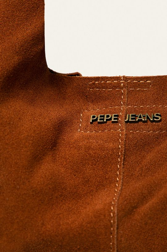 maro Pepe Jeans - Poseta de piele Luca Bag