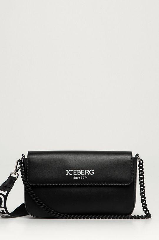 fekete Iceberg - Bőr táska Női