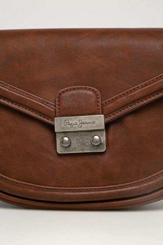 Pepe Jeans - Poseta Tina  Alte materiale: 100% Metal Material 1: 100% Poliester  Material 2: 100% Poliuretan Material 3: 100% Bumbac