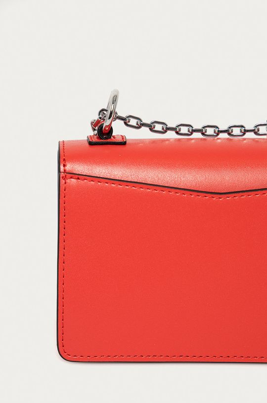 červená Karl Lagerfeld - Kožená kabelka