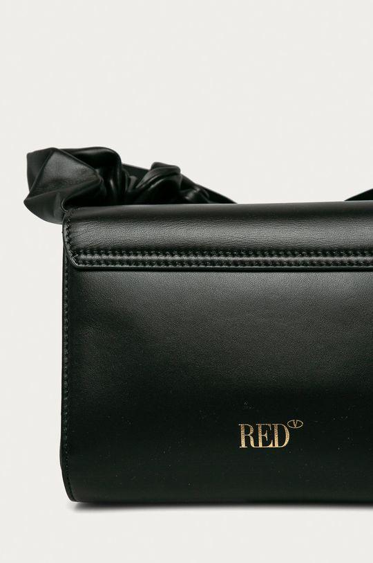 Red Valentino - Kožená kabelka  100% Přírodní kůže