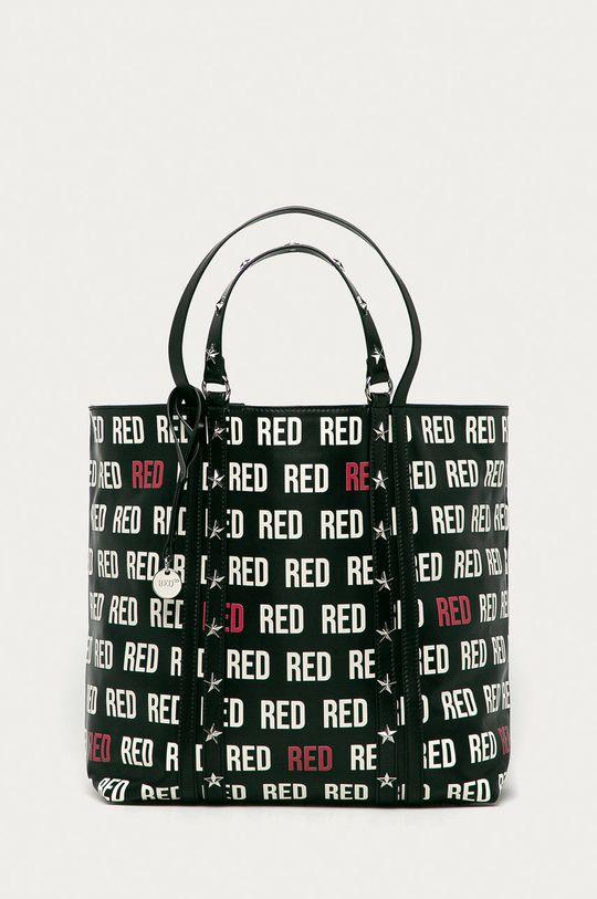 negru Red Valentino - Poseta de piele De femei