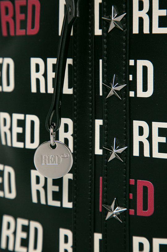 negru Red Valentino - Poseta de piele