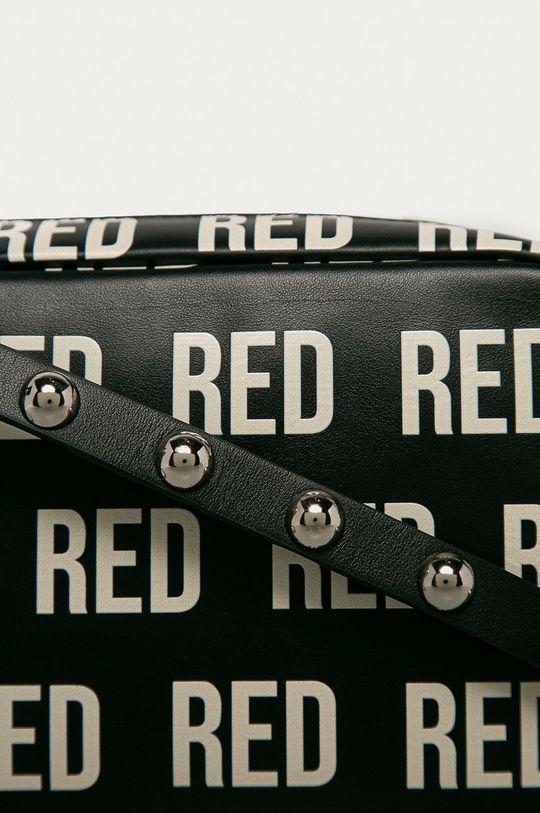 Red Valentino - Torebka skórzana Materiał zasadniczy: 100 % Skóra naturalna