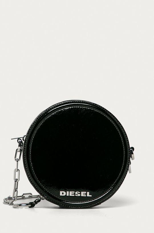 negru Diesel - Poseta de piele De femei