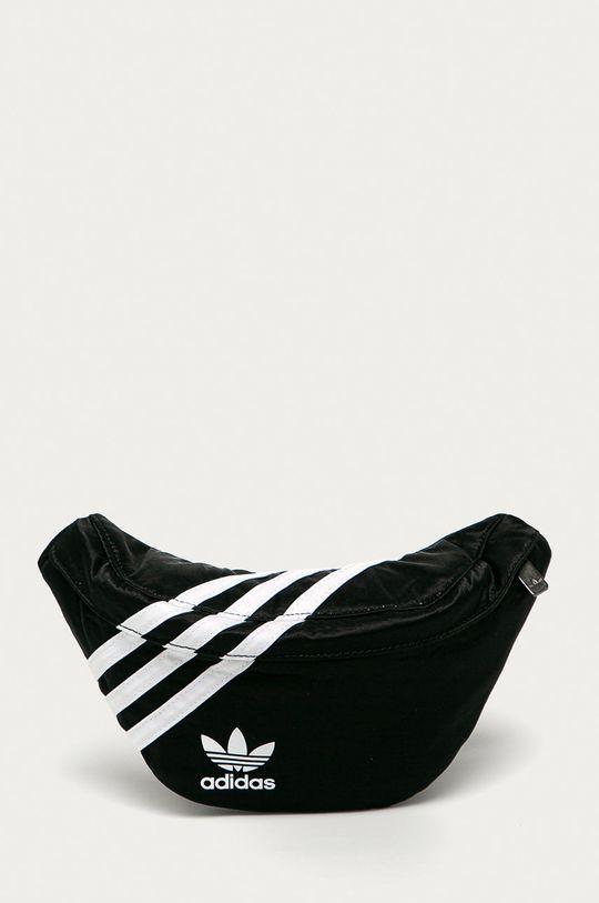 čierna adidas Originals - Ľadvinka Dámsky