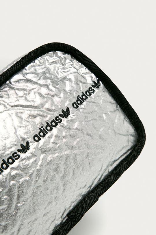 adidas Originals - Kabelka stříbrná