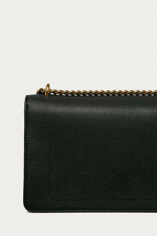 Pinko - Semišová kabelka  100% Prírodná koža
