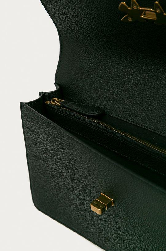 čierna Pinko - Semišová kabelka