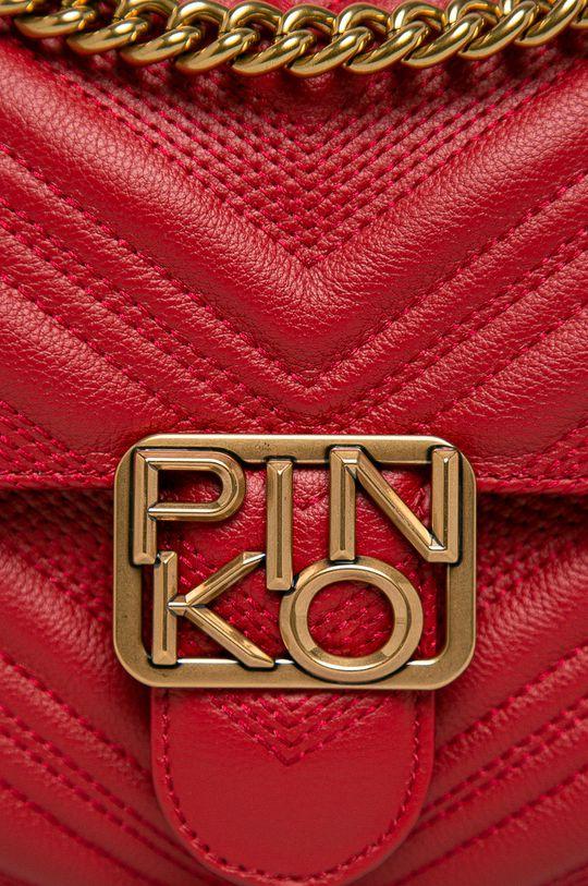 Pinko - Poseta de piele castan