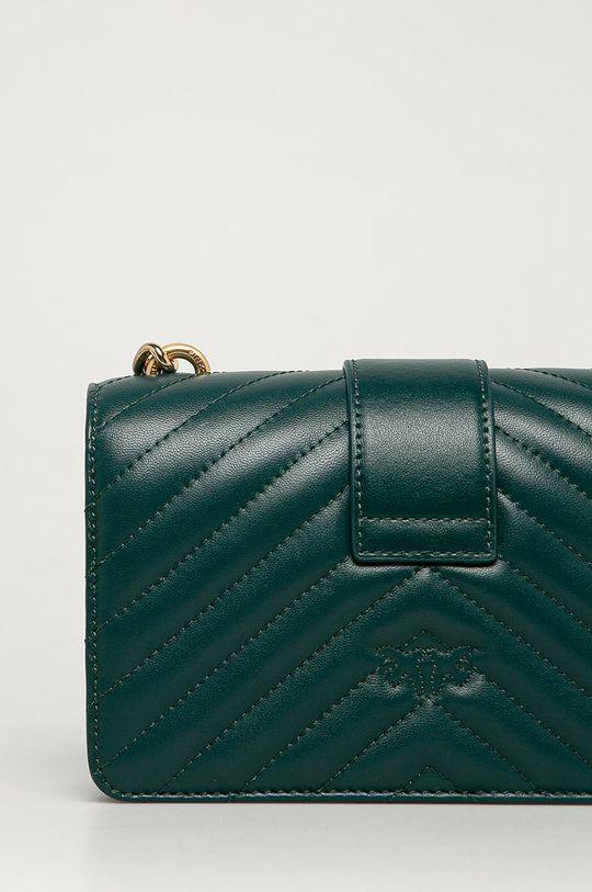 sötét türkiz Pinko - Bőr táska