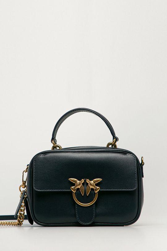 sötétkék Pinko - Bőr táska Női
