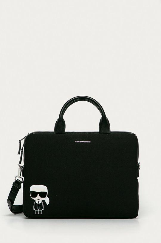 čierna Karl Lagerfeld - Taška Dámsky