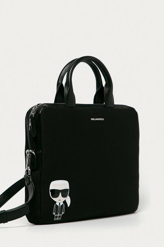 Karl Lagerfeld - Taška  48% Polyuretán, 52% Iná látka