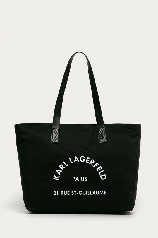 negru Karl Lagerfeld - Poseta De femei
