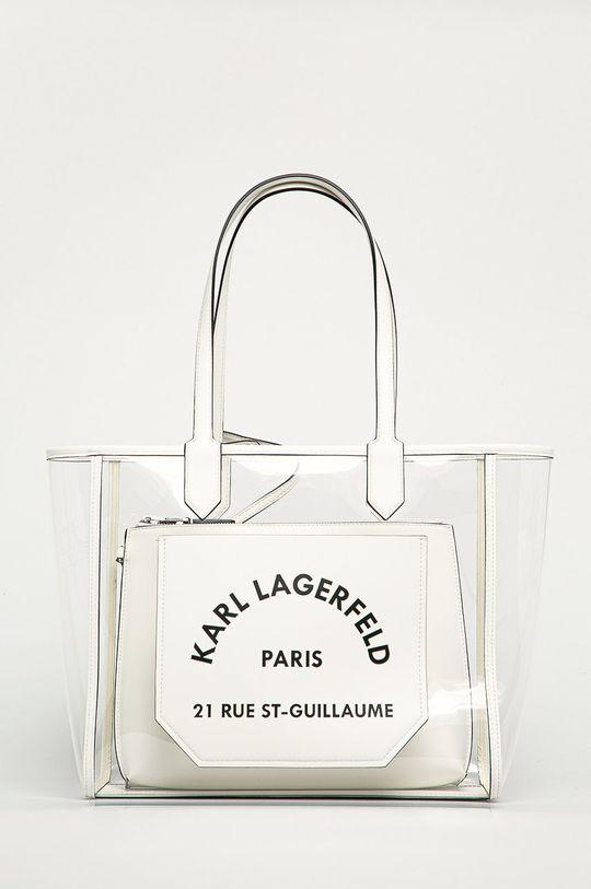 biela Karl Lagerfeld - Kabelka Dámsky