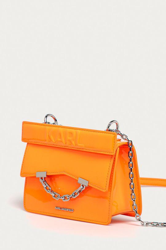Karl Lagerfeld - Kožená kabelka  Základná látka: 100% Prírodná koža