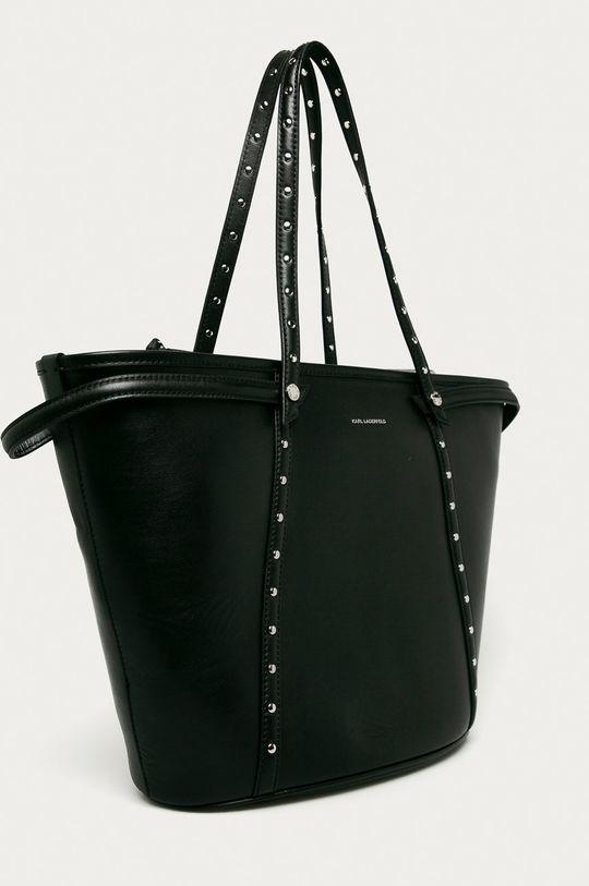 Karl Lagerfeld - Poseta de piele  Materialul de baza: 100% Piele naturala