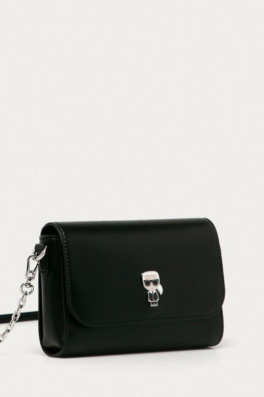 Karl Lagerfeld - Kožená kabelka  Hlavní materiál: 100% Přírodní kůže