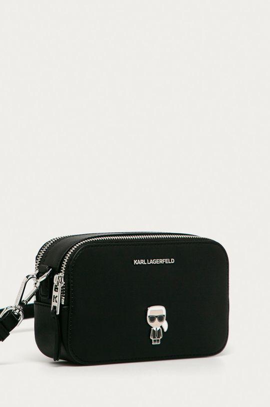 Karl Lagerfeld - Poseta de piele  100% Piele naturala