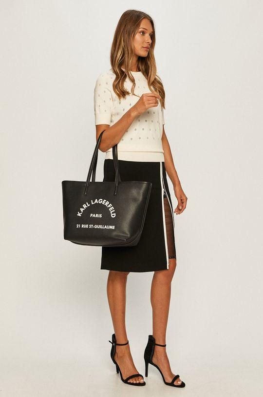 Karl Lagerfeld - Кожаная сумочка
