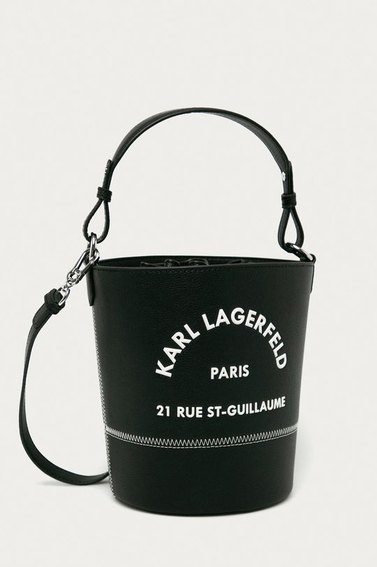 Karl Lagerfeld - Кожаная сумочка  Основной материал: 100% Натуральная кожа