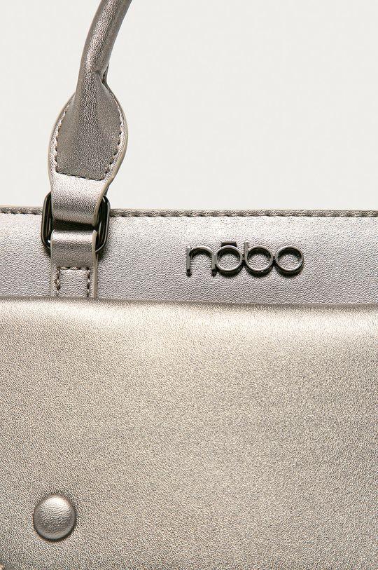 Nobo - Kabelka stříbrná