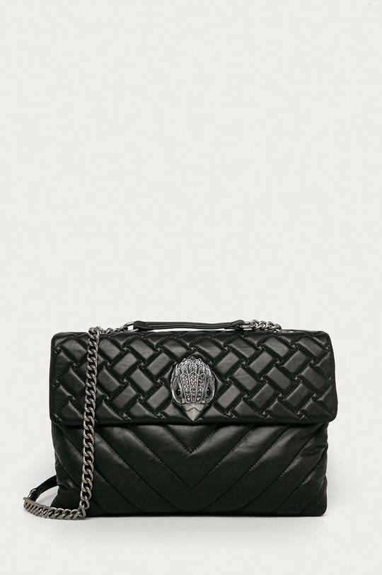 чёрный Kurt Geiger London - Кожаная сумочка Женский
