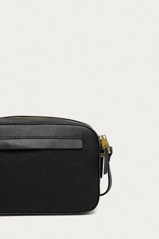 čierna Kurt Geiger London - Kožená kabelka