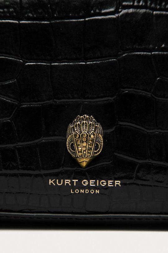 Kurt Geiger London - Poseta de piele negru