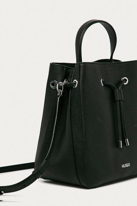 Hugo - Kožená kabelka  100% Přírodní kůže