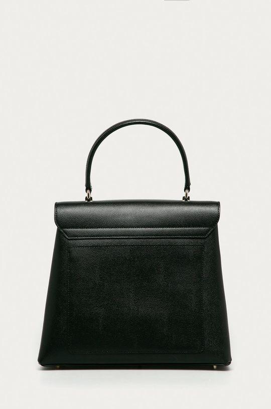 čierna Furla - Kožená kabelka 1927