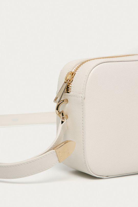 Furla - Kožená kabelka Block biela