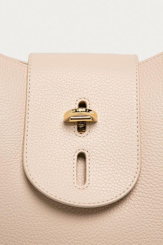 Furla - Kožená kabelka Net béžová