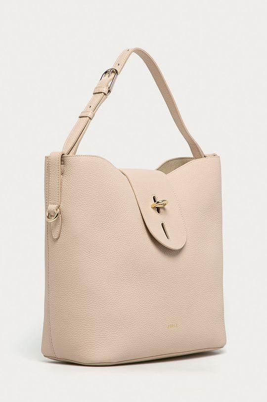 Furla - Kožená kabelka Net  100% Prírodná koža