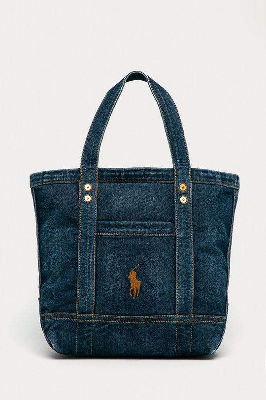 modrá Polo Ralph Lauren - Kabelka Dámsky