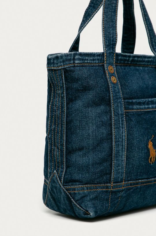 Polo Ralph Lauren - Kabelka modrá