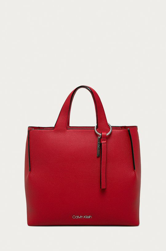 červená Calvin Klein - Kabelka Dámsky
