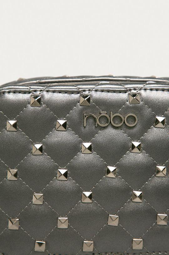 Nobo - Kabelka strieborná