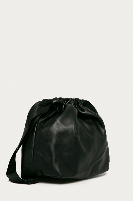Pieces - Kabelka čierna