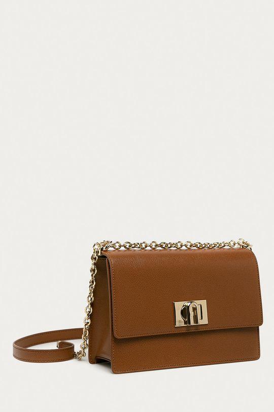 Furla - Kožená kabelka 1927  100% Přírodní kůže