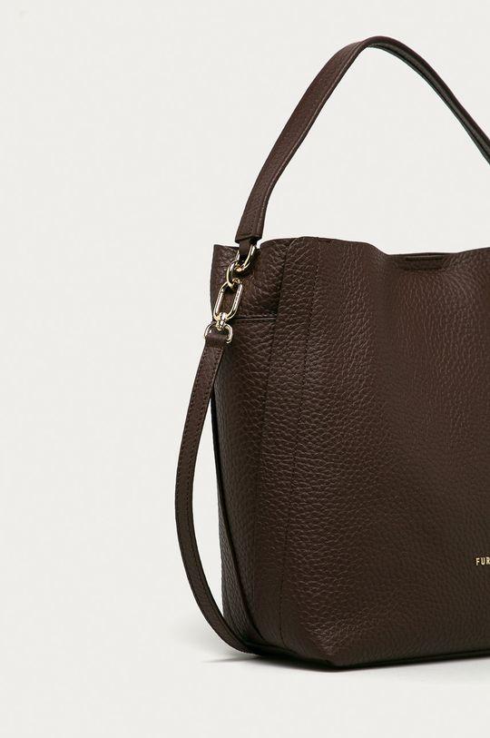 Furla - Kožená kabelka Grace  Podšívka: 65% Nylon, 35% Polyuretan Hlavní materiál: 100% Přírodní kůže