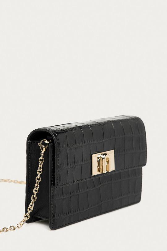 Furla - Kožená kabelka 1927  Podšívka: 100% Polyester Základná látka: 100% Prírodná koža