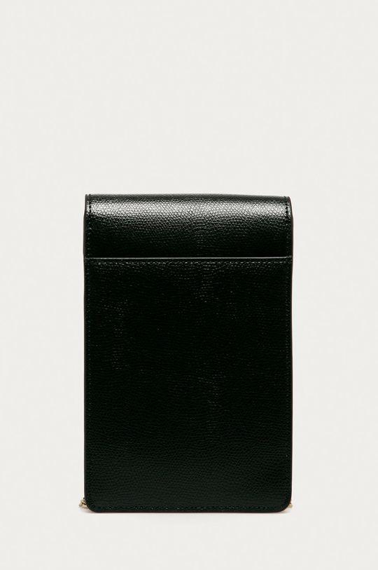 černá Furla - Kožená taška
