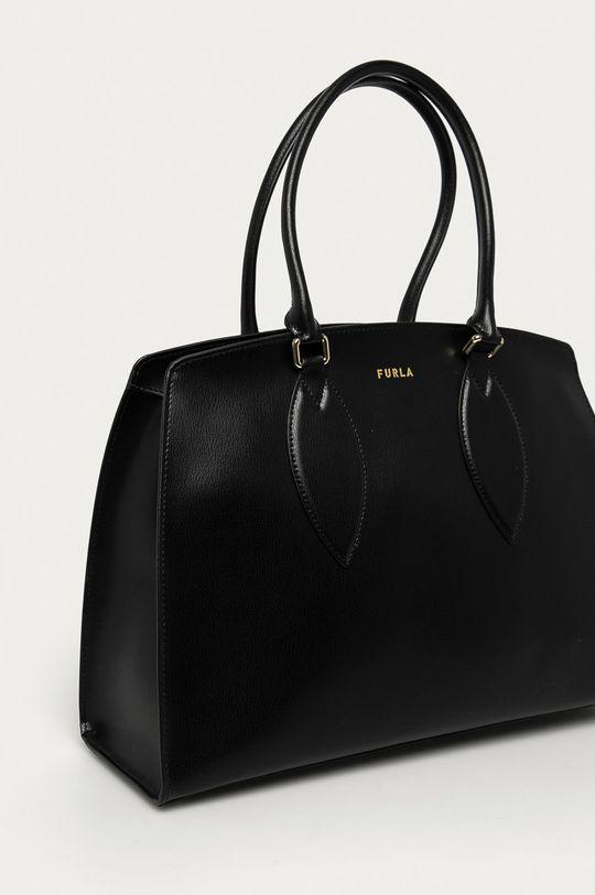 Furla - Kožená kabelka Doris  100% Přírodní kůže